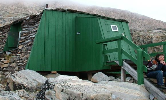 Julemandens Hytte i Uummannaq
