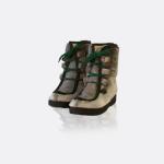 Støvle i grønlansk sælskind
