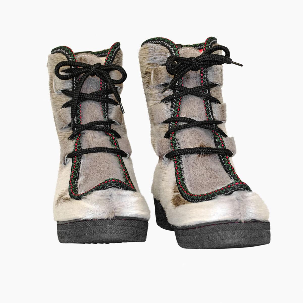 Vinterstøvler i sælskind str. 43