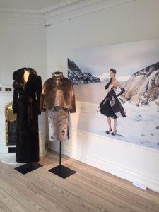 Haute couture i sælskind