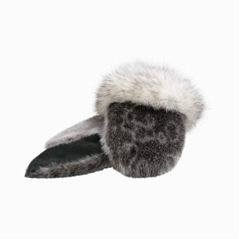Luffer i grønlandsk ringsæl og polarræv