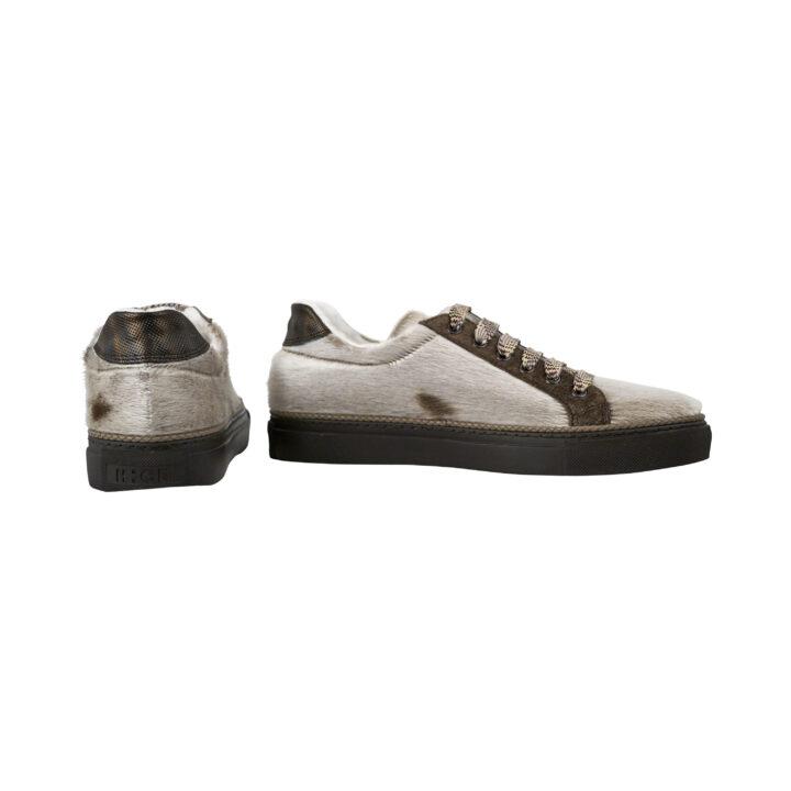 sneakers med sælskind
