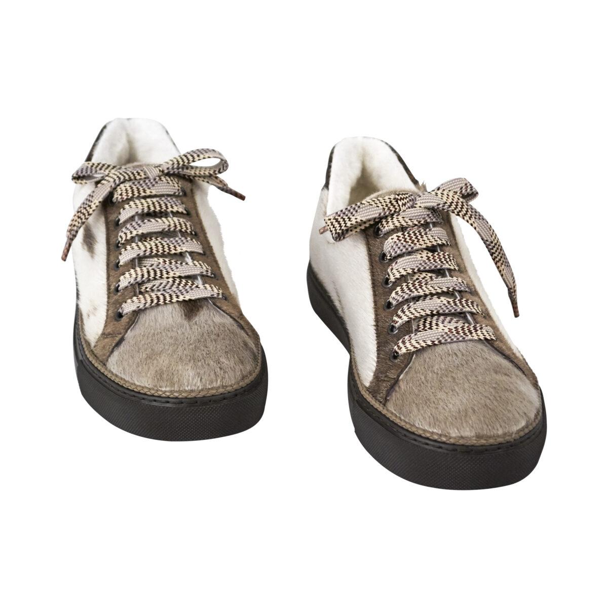 Vans / Sneakers i sælskind
