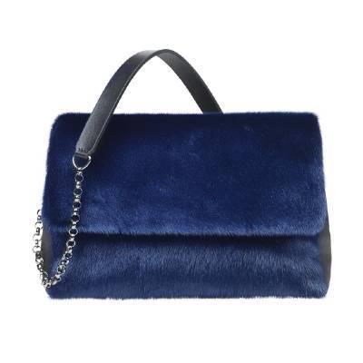 Ussing taske blå