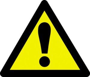 advarsel overfor sælskind