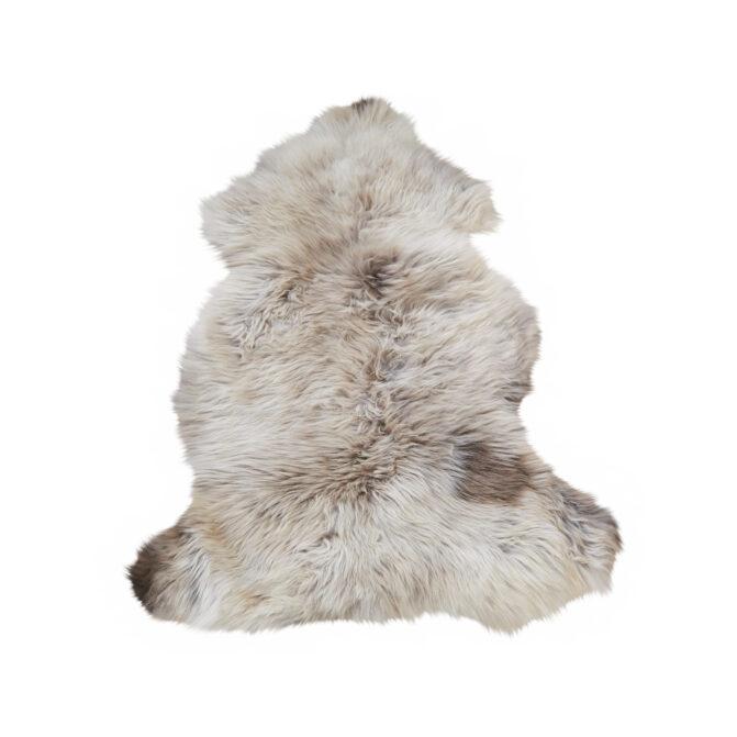 Broget grønlandsk lammeskind