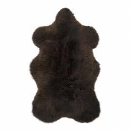 Grønlandsk, brunt lammmeskind